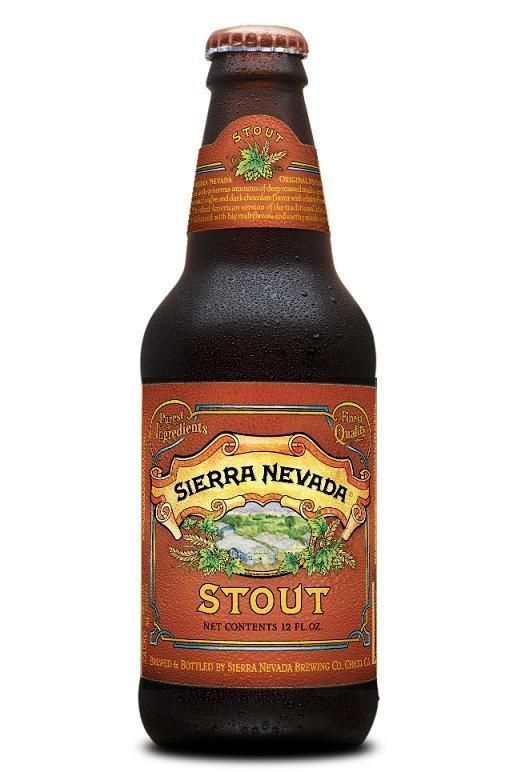 Sierra Nevada Stout. ABV 5.8%. Sierra Nevada, Chico, CA, USA. 8/10
