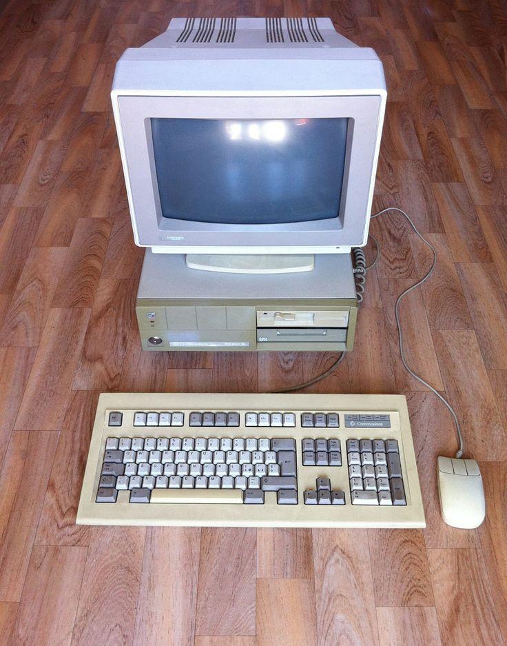 Commodore PC40-III
