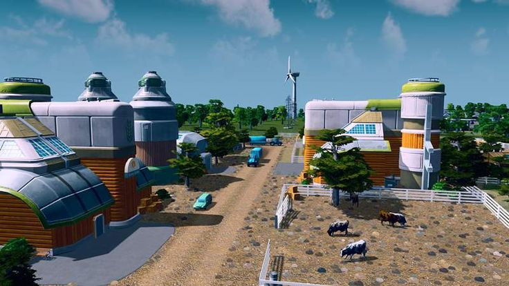 Cities Skylines PC Game