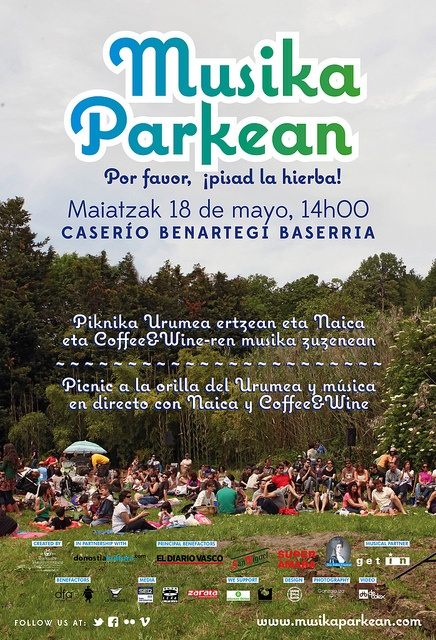 Musika Parkean XVII - 18.05.2013, Caserío Benartegi baserria
