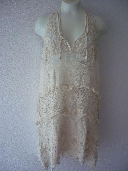 DRESS CROCHET vestido crochet de PIKMODE por DaWanda.com