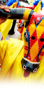 Carnaval de Barranquilla is Colombia's most important folklore celebration, one of the biggest carnivals in the world. The carnival has traditions that date back to the 19th century, and includes music, costumes, and dance - Colombia - culture - South America