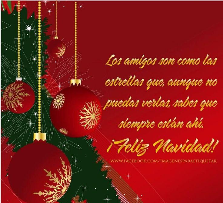 94 best frases de navidad images on pinterest merry - Feliz navidad frases ...