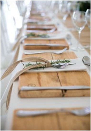 Place setting - gift idea