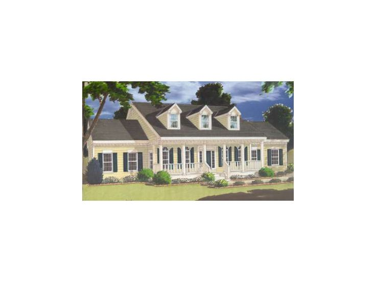 Best CAPE COD HOMES Images On Pinterest Cape Cod Houses Cape - Colonial cape cod style house plans