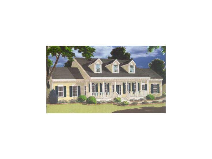 Best CAPE COD HOMES Images On Pinterest Cape Cod Houses Cape - Colonial cape cod style house plans