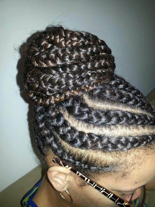 Cornrows For Natural Hair