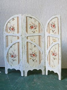 how to: folding screen