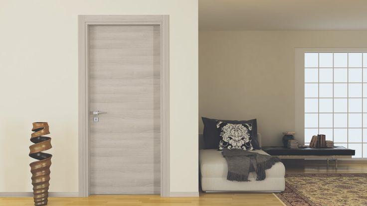 Model: NT2100 Renk: Alman Ceviz  #door #doors #interiordoors #natural #bakisdoor #kapı