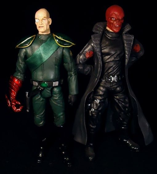 Baron Strucker (Marvel Legends) Custom Action Figure