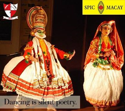 #KIIT - Dancing is silent poetry!!!!!! www.kiit.in
