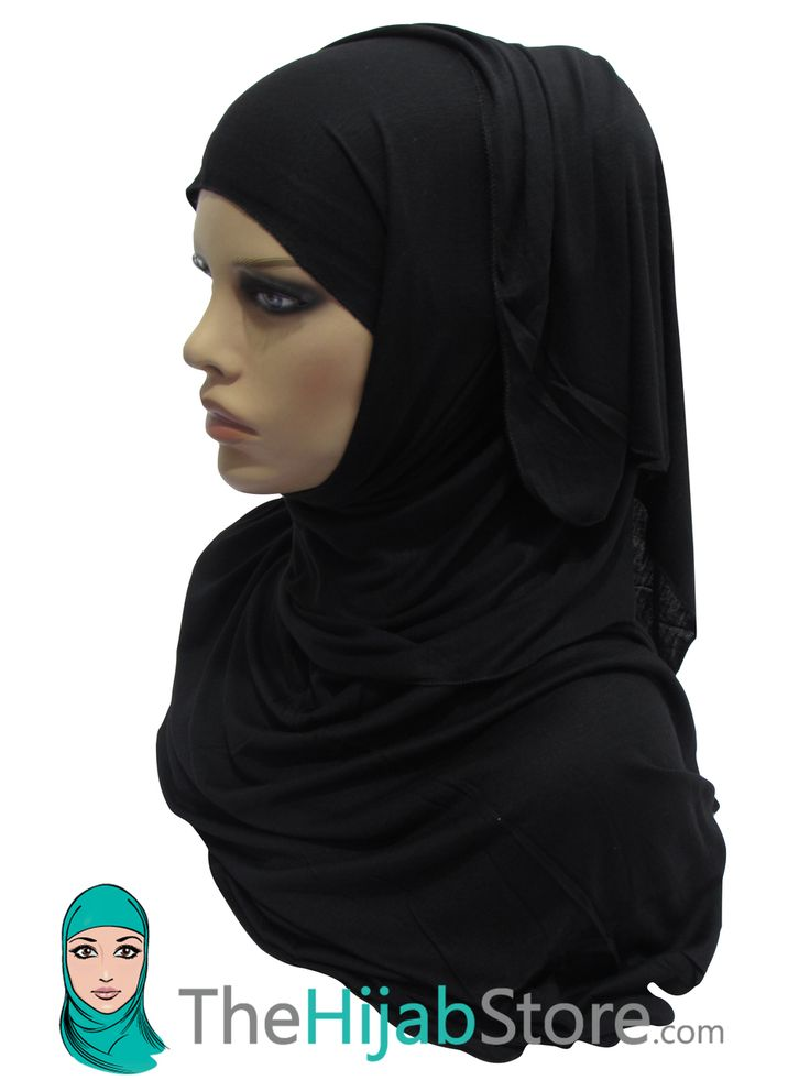 Finally an affordable jersey hijab! These hijabs are great for every season and have an absolutely beautiful drape. This hijab is very comfortable, super soft, and stretchy. It will definitely become like your favorite t-shirt! You can make very sophisticated folds using this hijab and add an accessory scarf to add color or even more texture. Perfect for turbans style and BOTH men and women that wrap there locs!