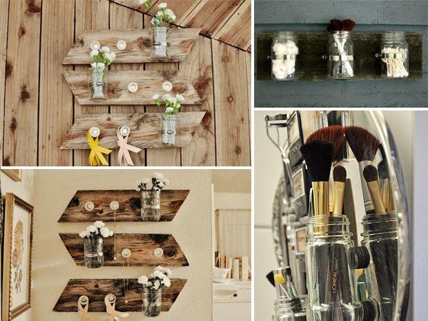 I pratici contenitori fai da te per il bagno - Rubriche - InfoArredo - Arredamento e Design per la tua casa