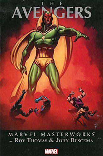 Marvel Masterworks: The Avengers Volume 6 @ niftywarehouse.com #NiftyWarehouse #Avengers #Movies #TheAvengers #Movie #ComicBooks #Marvel