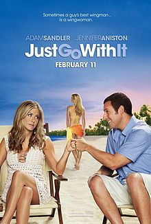 """Just Go With It"" (2011) The film was shot in Los Angeles and the Hawaiian islands of Maui and Kauai between March 2, 2010 and May 25, 2010."