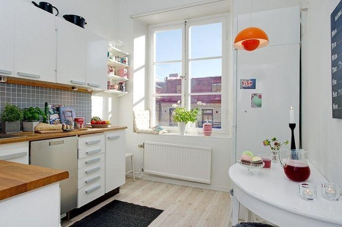 Скандинавские кухни - Дизайн интерьеров | Идеи вашего дома | Lodgers