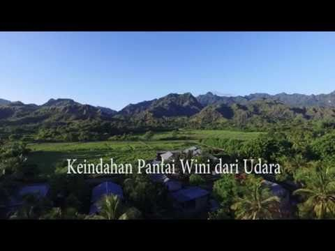 Pantai Wini Wisata Pantai Alami di NTT - Nusa Tenggara Timur