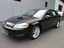 Used 2008 Chevrolet Impala LTZ Black Sedan Only $11,999