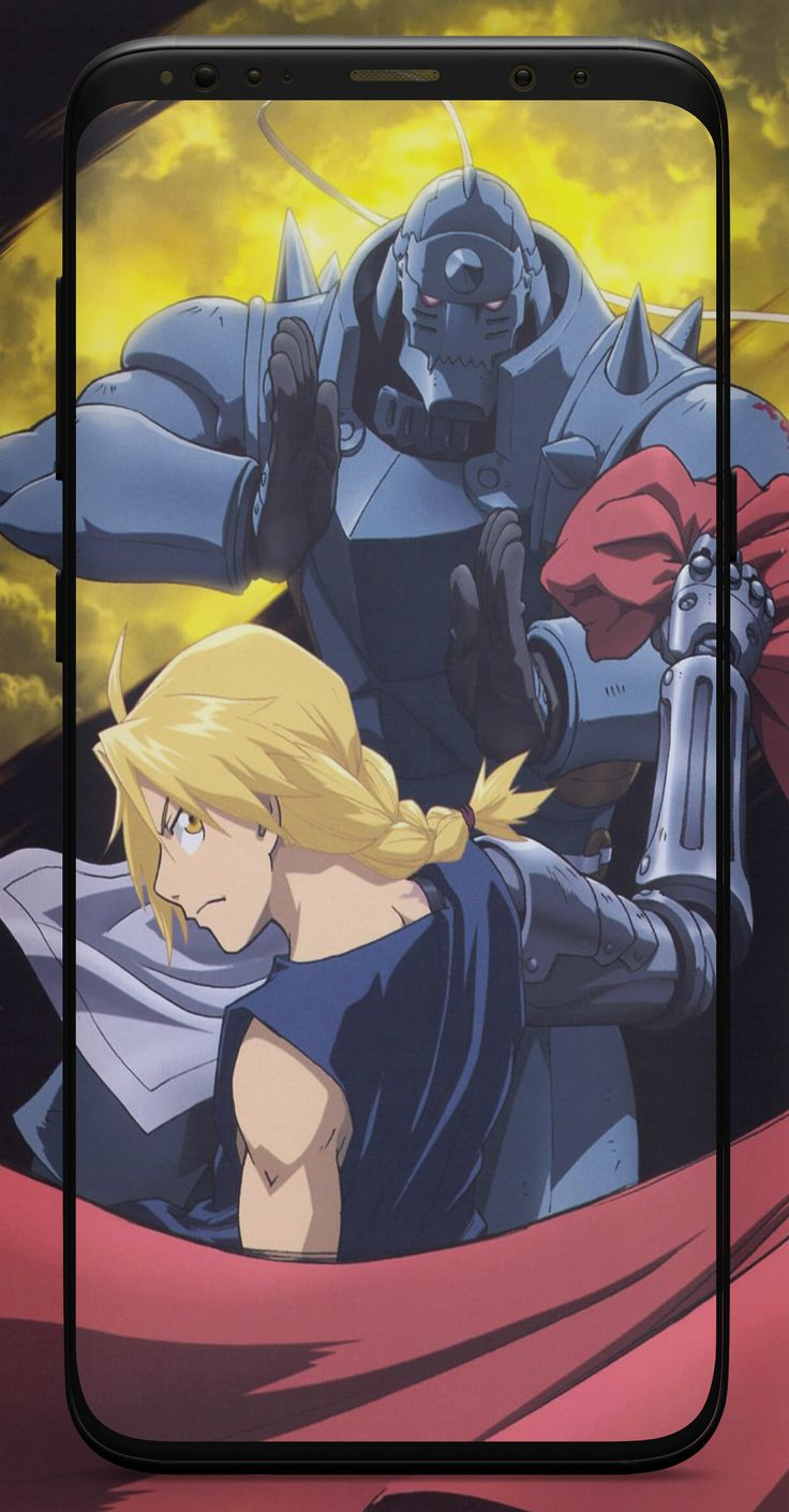 This is a wonderful Lock Screen for Fullmetal Alchemist