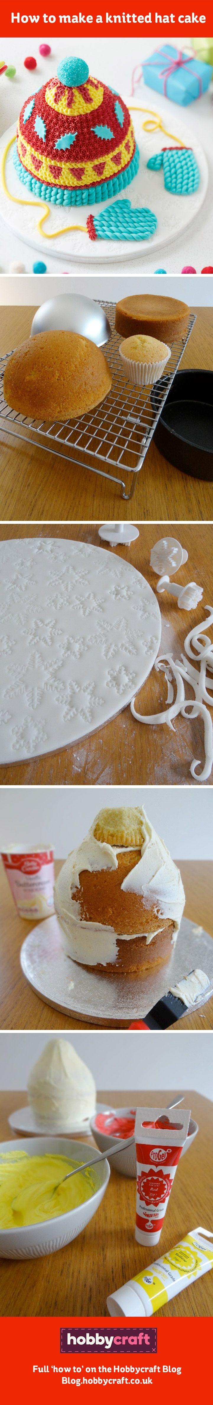 #Howtomakeahristmascake #knittedcake #christmascakeideas #bakingideas #hatcake #bobblehatcake #noveltycake