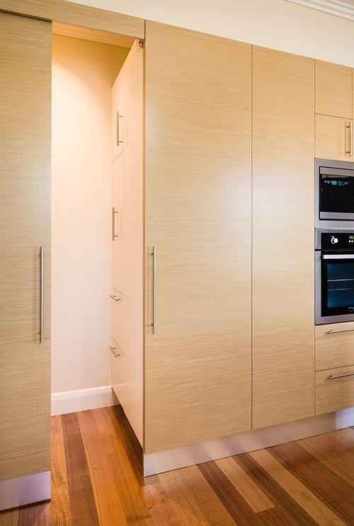 Znalezione obrazy dla zapytania hidden door kitchen