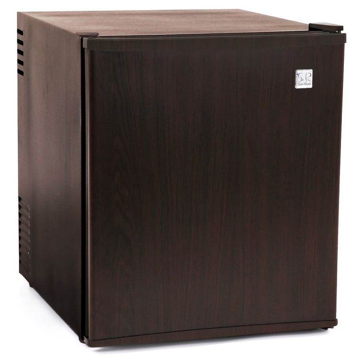 Sun Ruck (サンルック) 冷庫さん 冷蔵庫 小型 48L ワンドア ペルチェ方式 1ドア 右開き ダークウッド