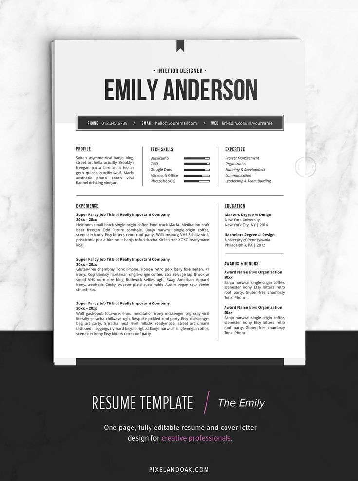 15 best Creative Resume Templates images on Pinterest Creative - free resume templates google docs