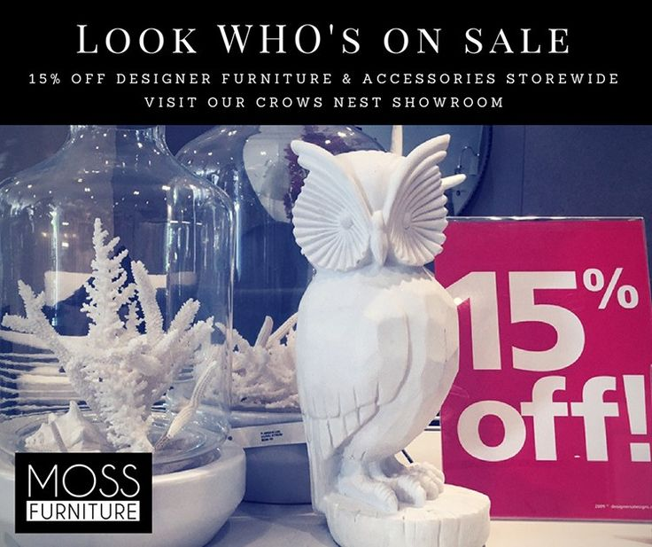 15% OFF Showroom Items - ends June 30th 2017