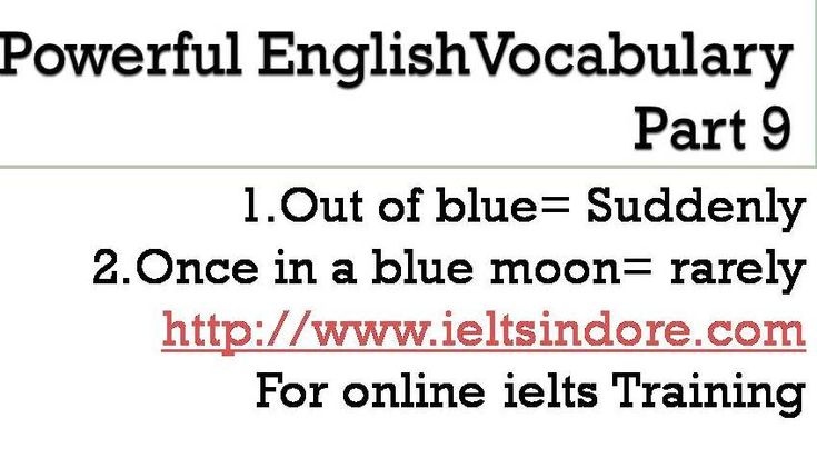 Toefl, ielts, and academic english from