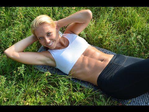 Základní cviky- pánevní dno, vnitřní břicho, zadek, stehna - YouTube