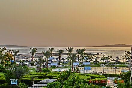 Foto Jaz Aquamarine Resort - Foto Uitzicht TinaHexe - Fotografie Jaz Aquamarine Resort