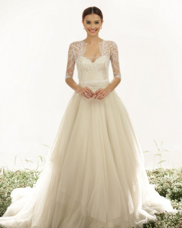 Best Designer Wedding Dresses Images On Pinterest Wedding