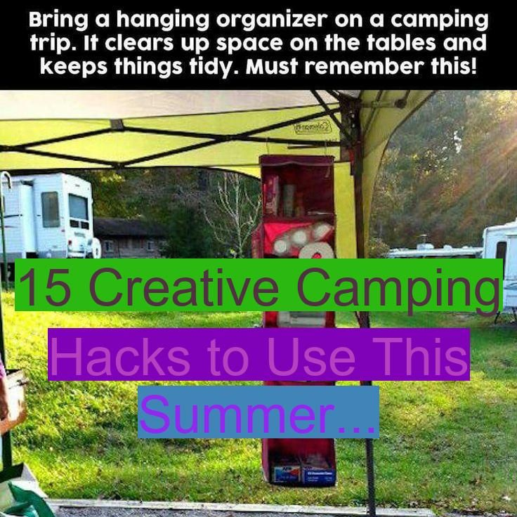 Summer is just around the corner, and that means camping ...