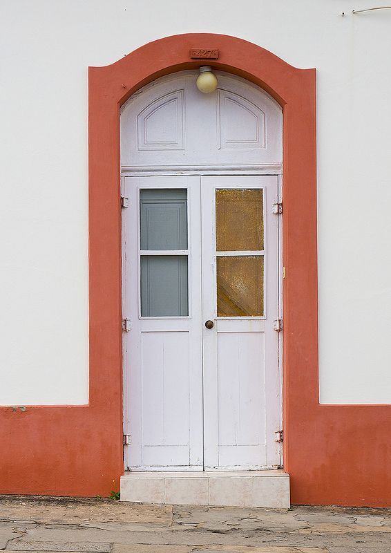 ˚Old Portuguese Colonial Door, Inhambane, Mozambique