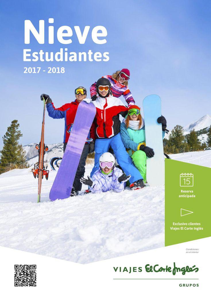 Estudiantes :Viajes a la nieve - Viajes El Corte Inglés