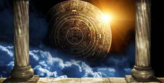 Mayan Prophecy: End of the World December 21