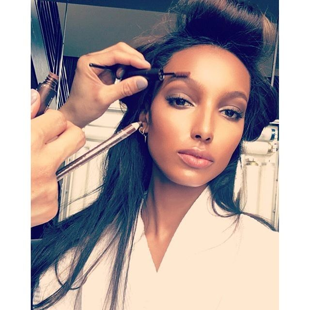 All about the brows on @j.tookes Buy Complete NYX Eyebrow Cake Powder Dark Brown/Brown using the link below http://ift.tt/27A78FY #makeup #instamakeup #cosmetic #cosmetics #TFLers #fashion #eyeshadow #lipstick #gloss #mascara #palettes #eyeliner #lip #lips #tar #concealer #foundation #powder #eyes #eyebrows #lashes #lash #glue #glitter #crease #primers #base #beauty #beautiful #hayjayblog #hayjaystore #hayjayblog