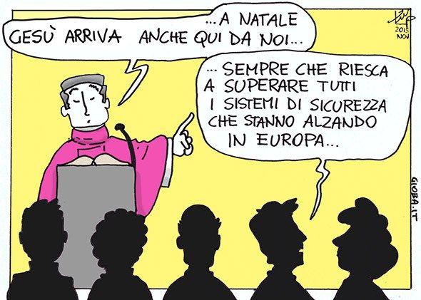 Commento al Vangelo del 29 novembre 2015 – don Giovanni Berti – Gioba