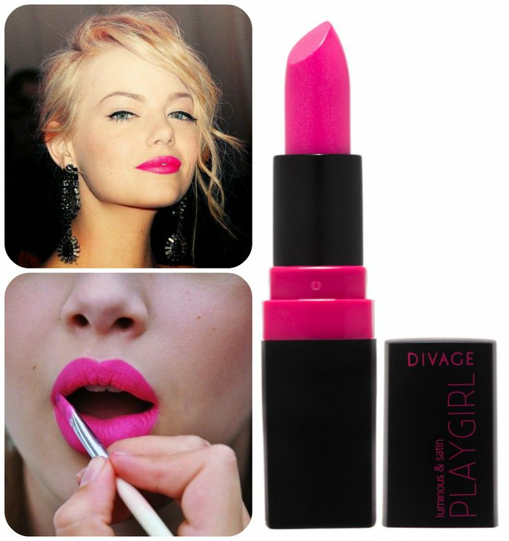 #divage #playgirl #lipstick #pink #язнаютынаменясмотришь