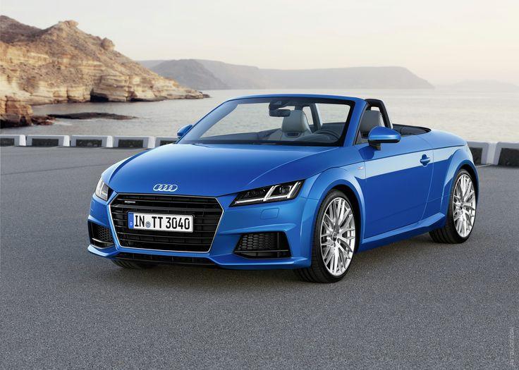 Best 25 Audi tt roadster ideas on Pinterest  Audi convertible