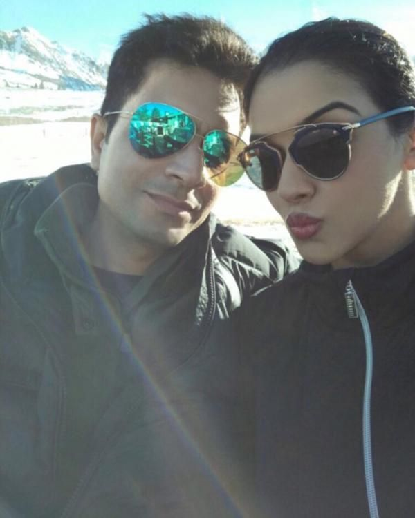 Asin and hubby Rahul holiday in France and give us major vacation goals!