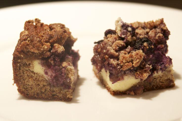 Easy Low Sugar Blueberry Coffee Cake Recipes