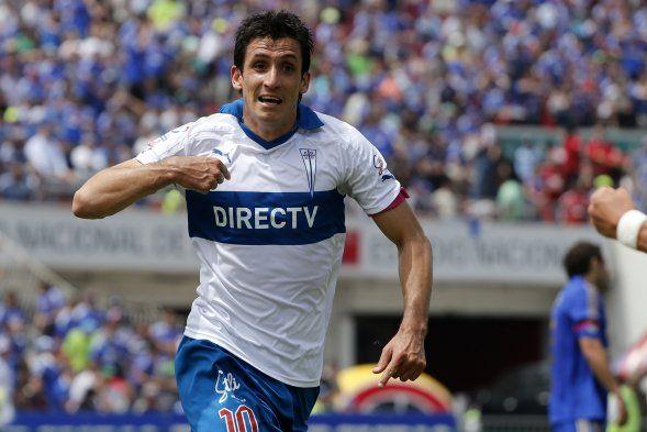 Milovan Mirosevic, U.Católica 1-0 U.de Chile. Apertura 2013.