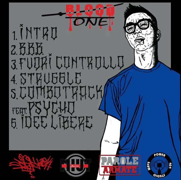 Blood One - Struggle BACK  (2014)
