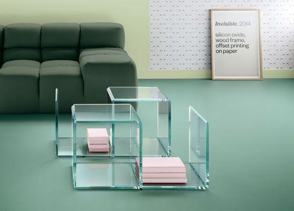 Ziemlich Glastisch Design Karim Rashid Tonelli Ideen - Das Beste ...
