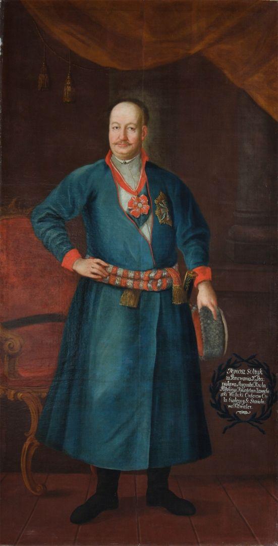 Tomasz Sołtyk h. własnego