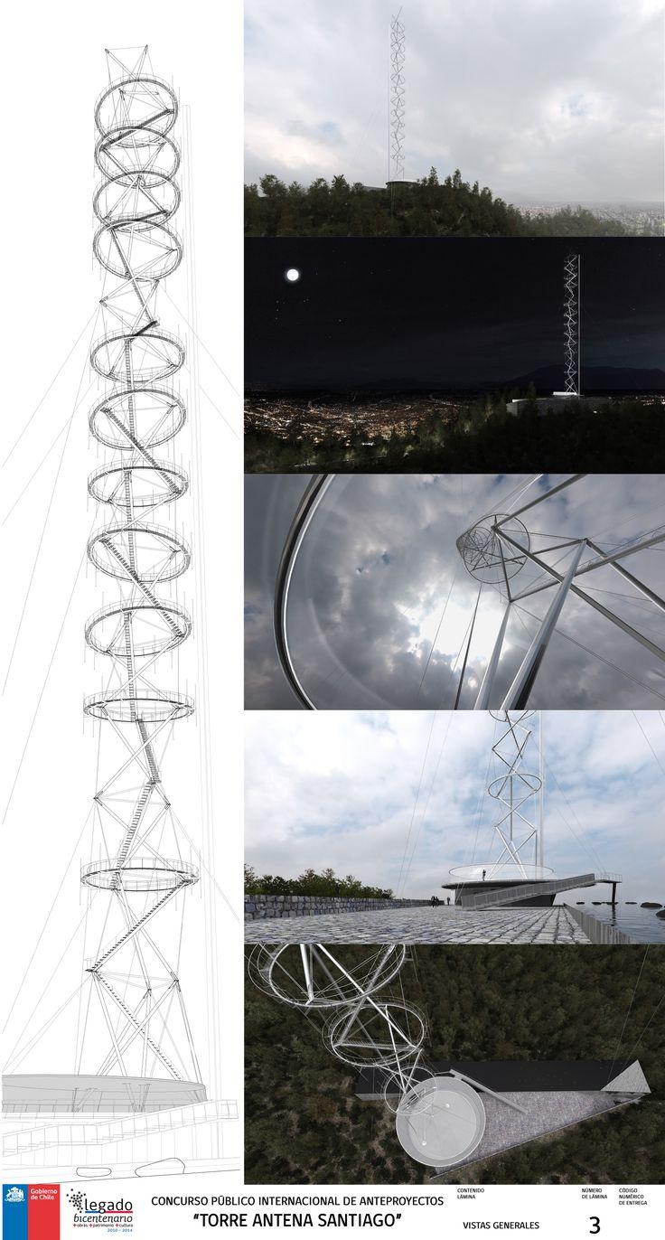 Galería - Primer Lugar Concurso Torre Antena Santiago: Smiljan Radic   Gabriela Medrano   Ricardo Serpell - 111