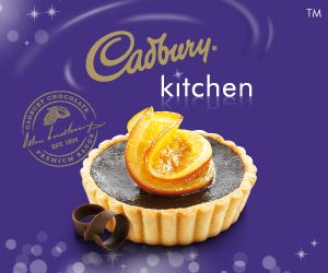 Cadbury Kitchen is full of yummy recipes, helpful hints and tips and the Cadbury Baking range. Since 1824 we've been the premium choice in baking chocolate.