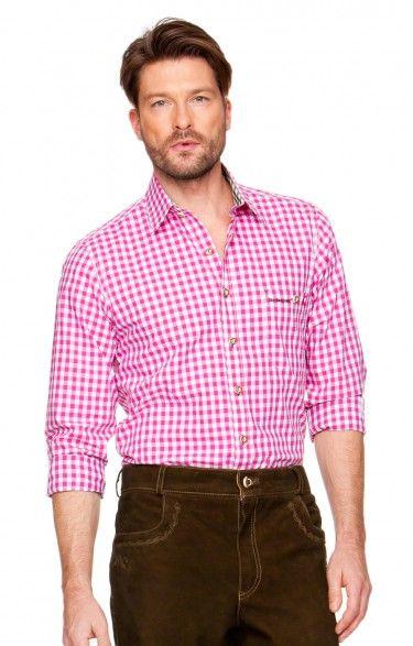 Oktoberfest chequered shirt Rufus berry