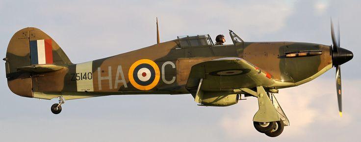 Hurricane XIIA/IIB, Duxford 25-3-15